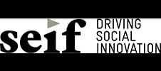 SEIF Driving Social Innovation logo
