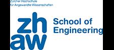 zhaw - Zürcher Hochschule für Angewandte Wissenschaften logo
